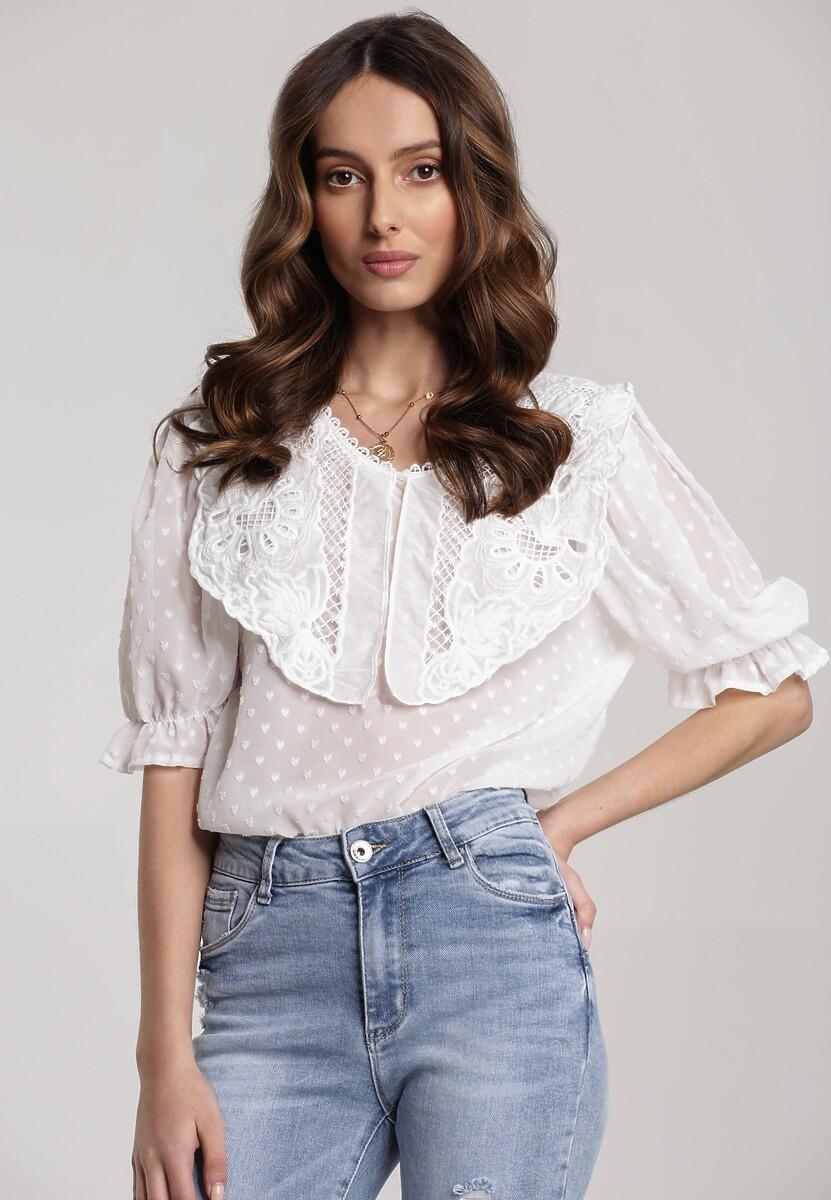 Biała Bluzka Smallbay