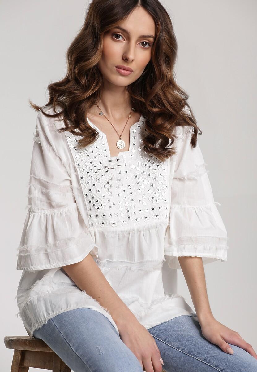 Biała Bluzka Sola