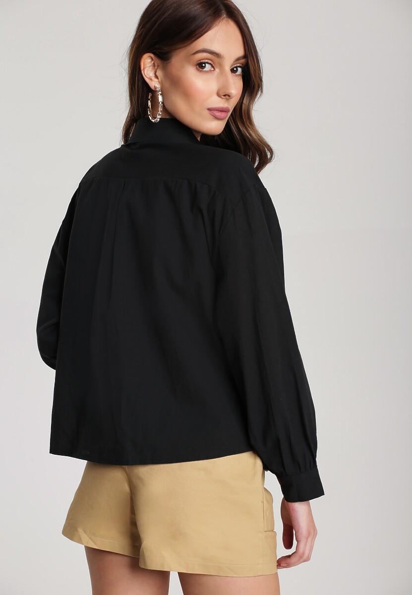 Czarna Koszula Galena