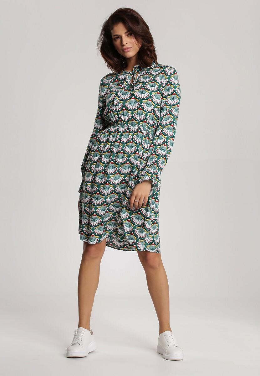 Zielona Sukienka Naiara