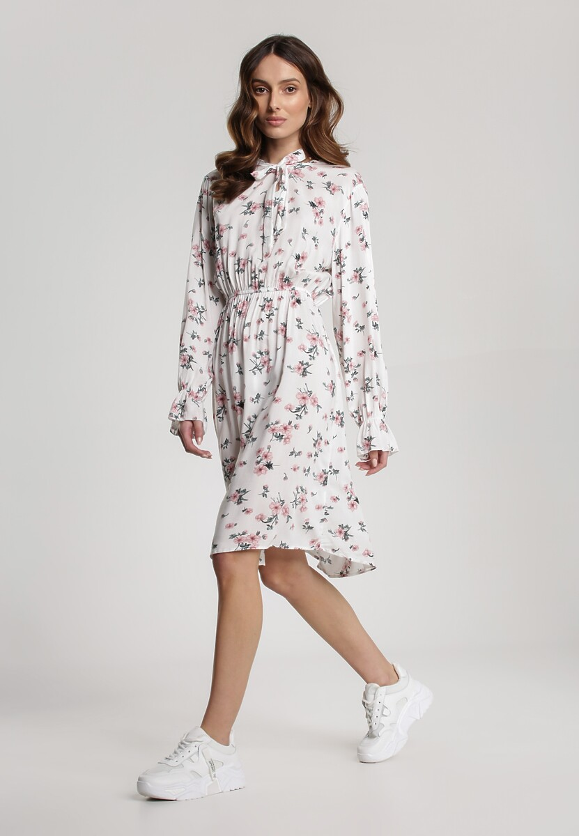 Biała Sukienka Roan Kod produktu: 114882
