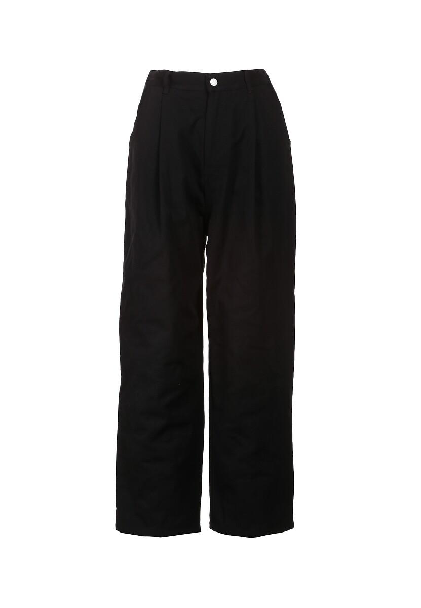 Czarne Spodnie Alapea