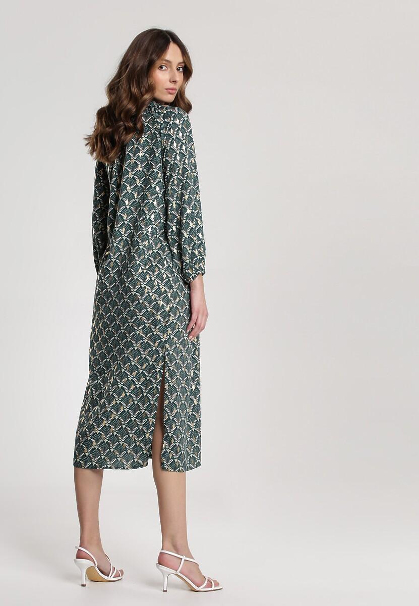 Zielona Sukienka Hailophi