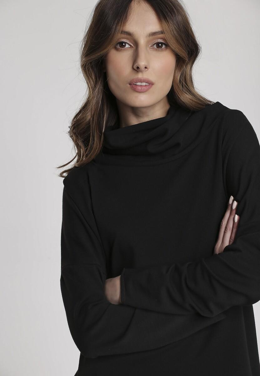 Czarna Sukienka Kallilis