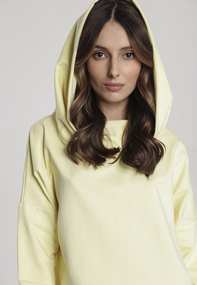 Żółta Sukienka Kallilis