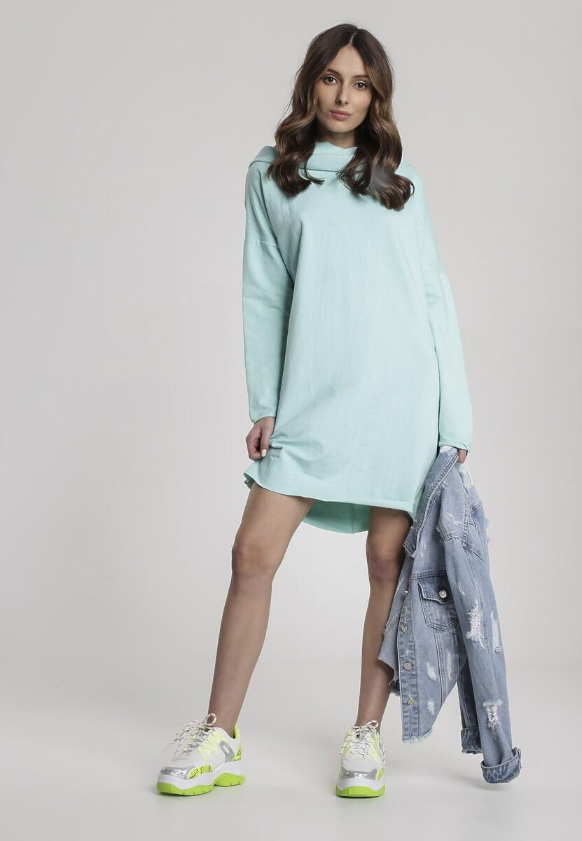 Jasnoniebieska Sukienka Kallilis Kod produktu: 115331