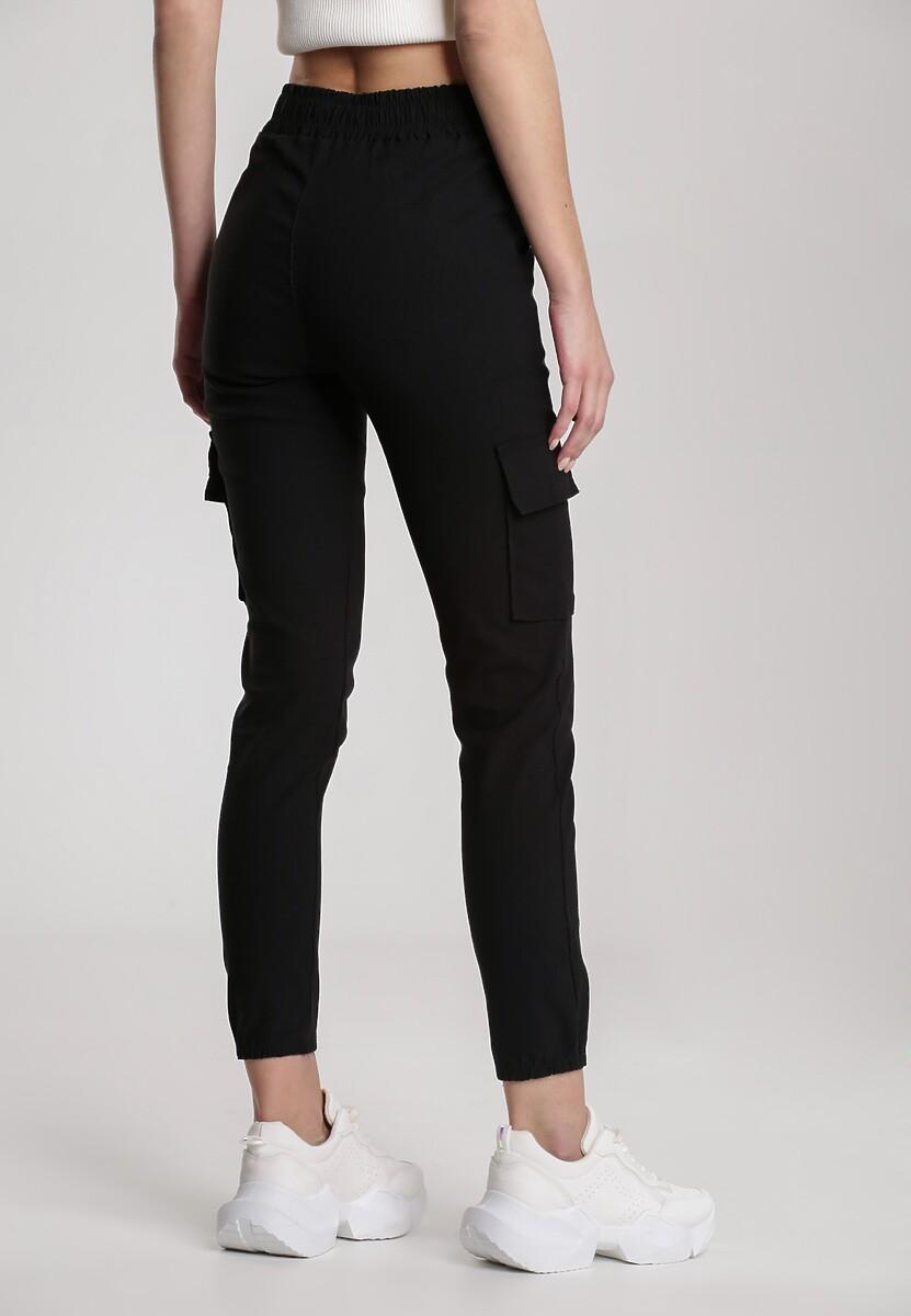 Czarne Spodnie Narissa