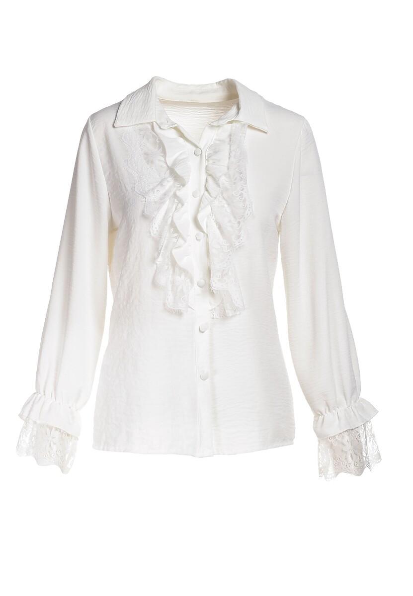Biała Koszula Ena
