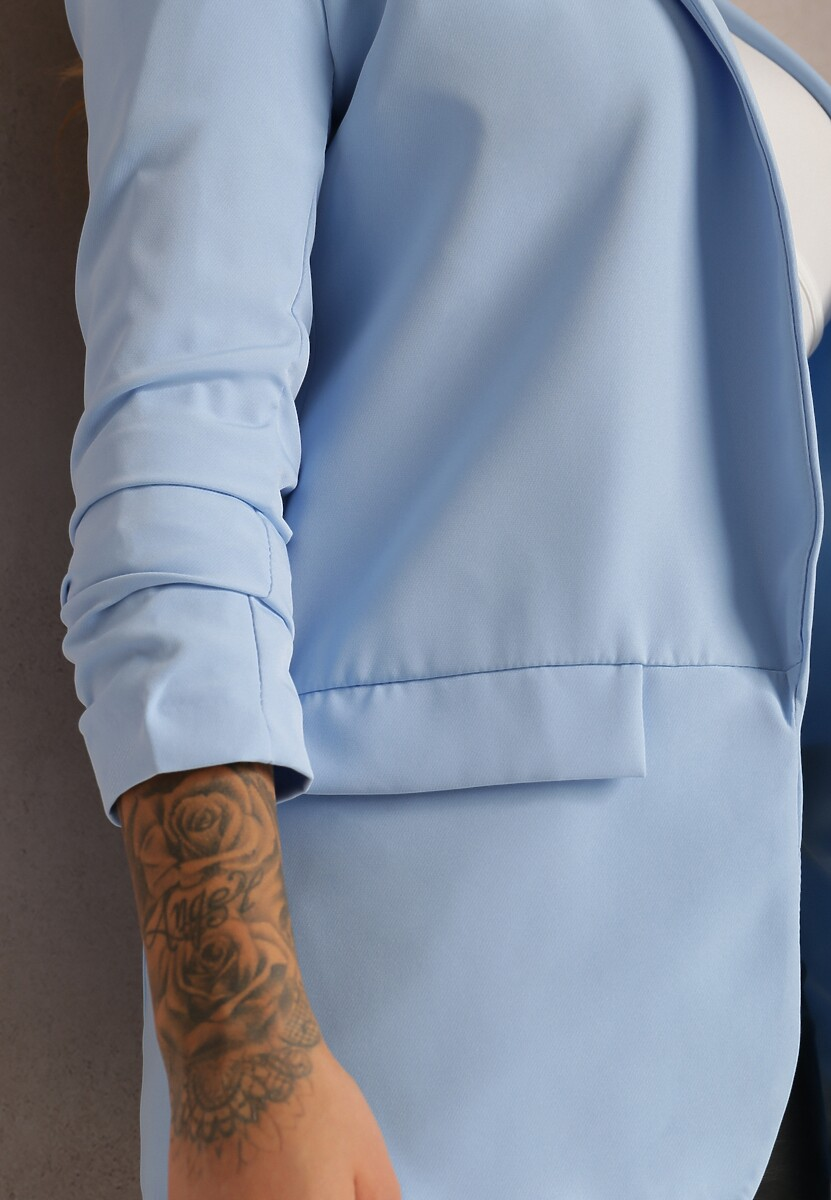 Niebieska Marynarka Sleuth