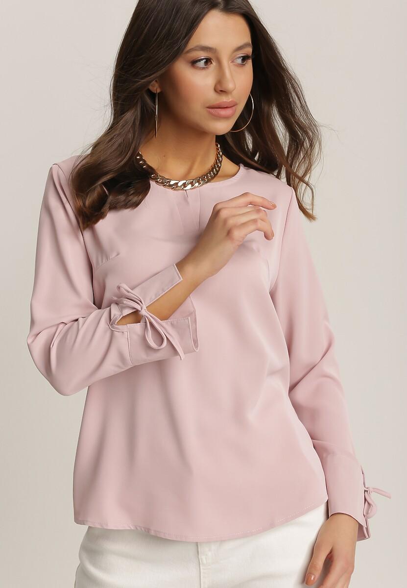Różowa Bluzka Chacine