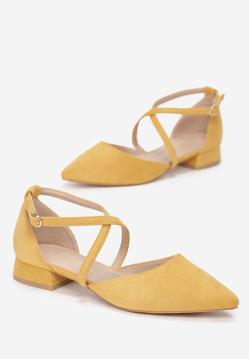 Żółte Czółenka Idadanea