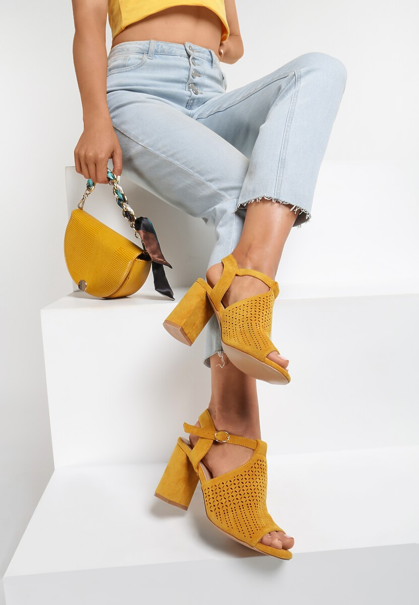 Żółta Torebka Maryrodia