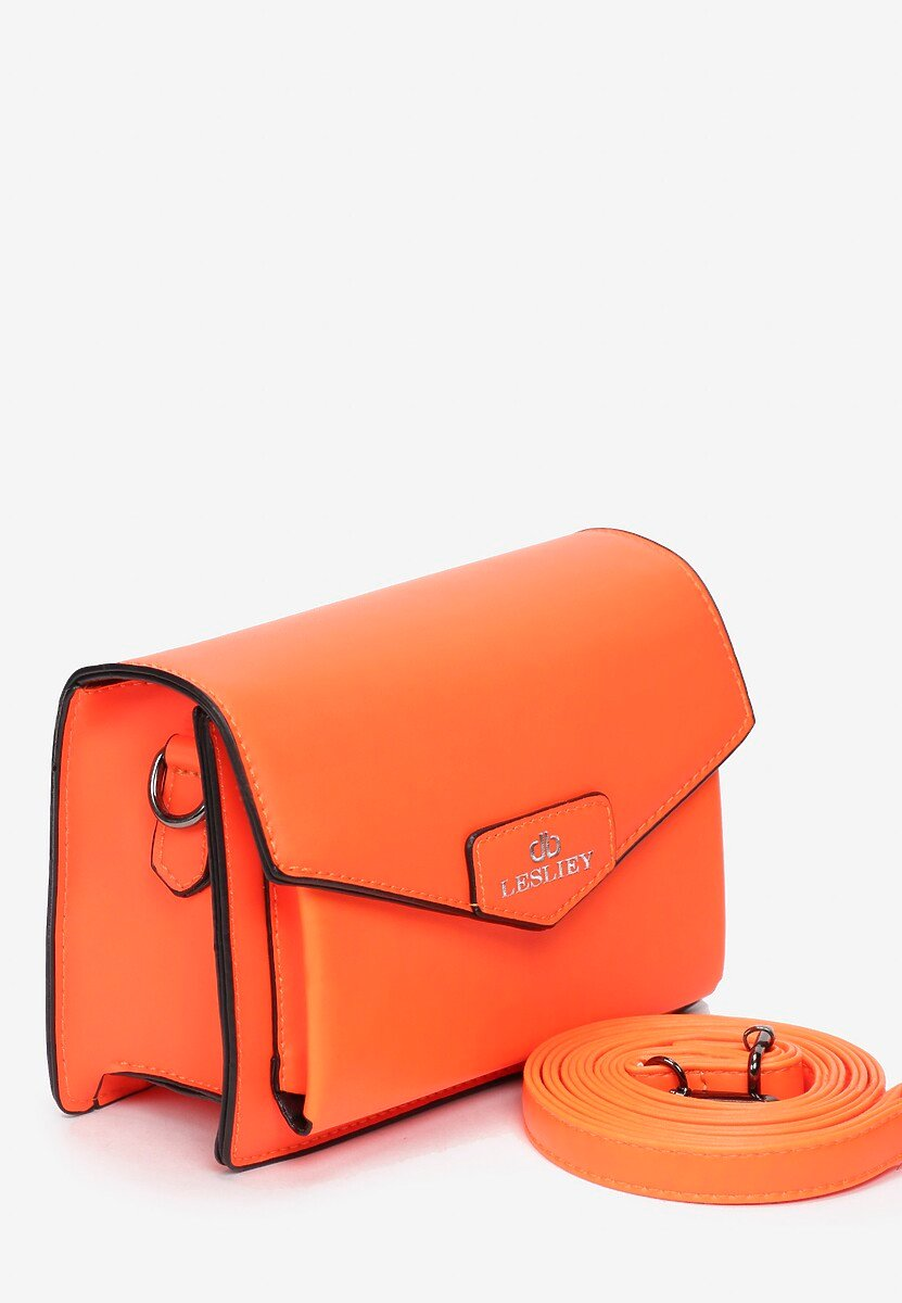 Pomarańczowa Torebka Thenassa