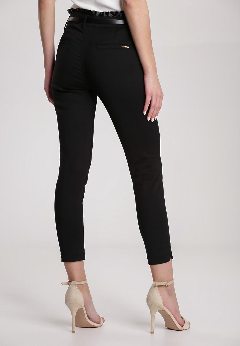 Czarne Spodnie Doreagana