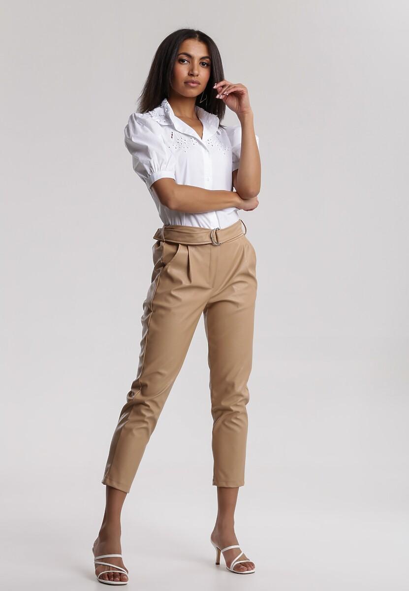 Beżowe Spodnie Murimala Kod produktu: 116929