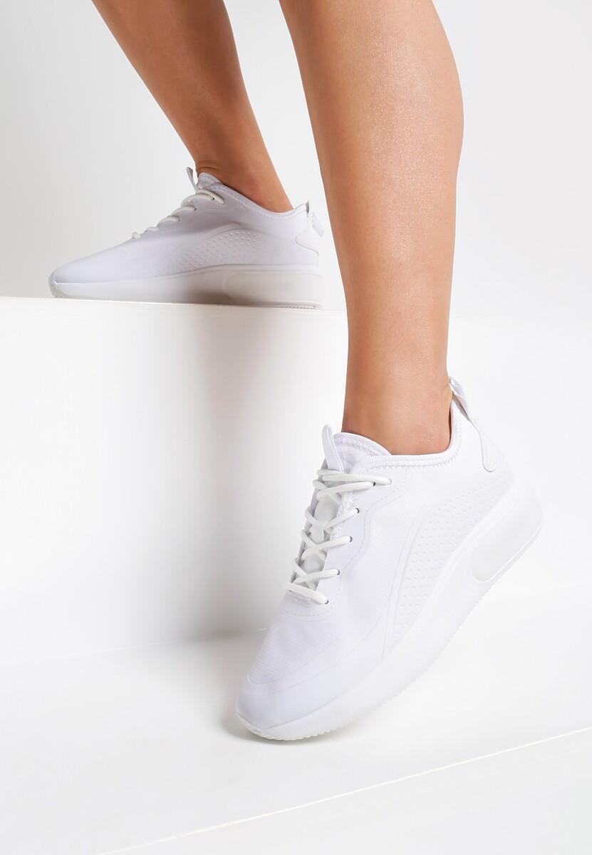 Białe Sneakersy Sheirene