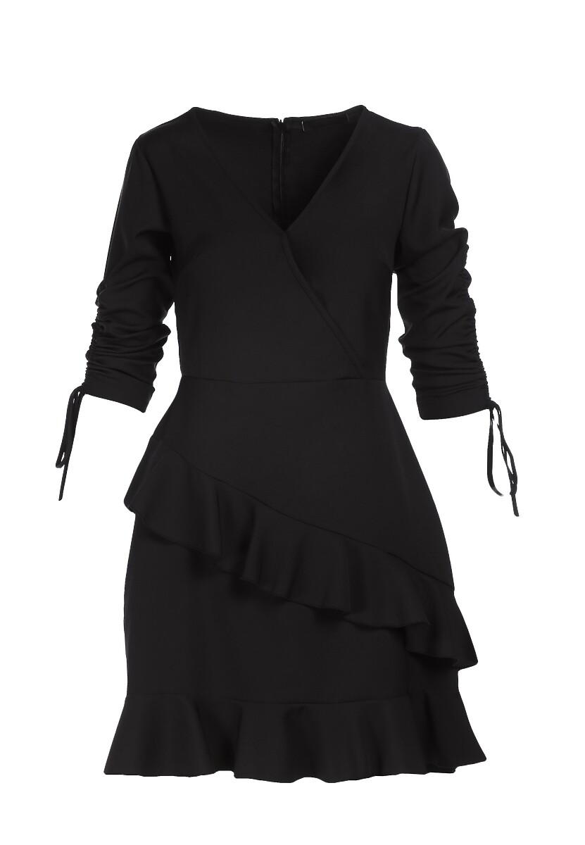 Czarna Sukienka Synapheme