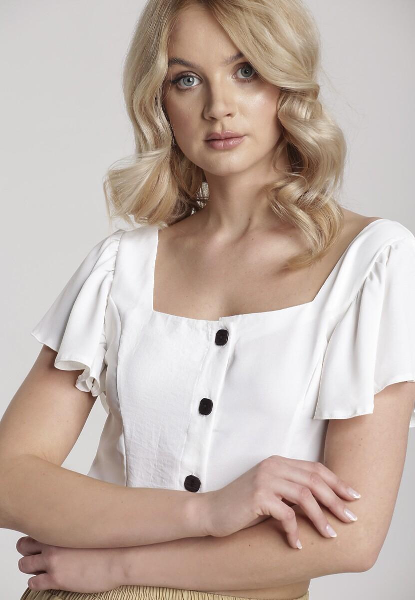Biała Bluzka Sereihaneh