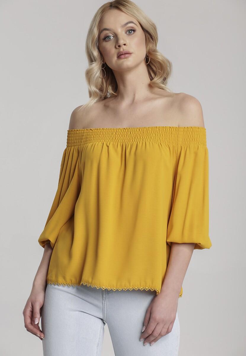 Żółta Bluzka Thessabel