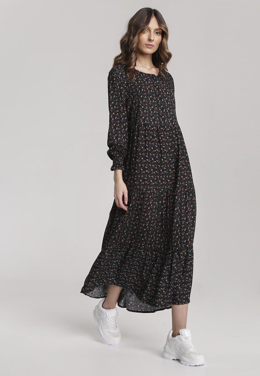 Czarna Sukienka Aquarinda