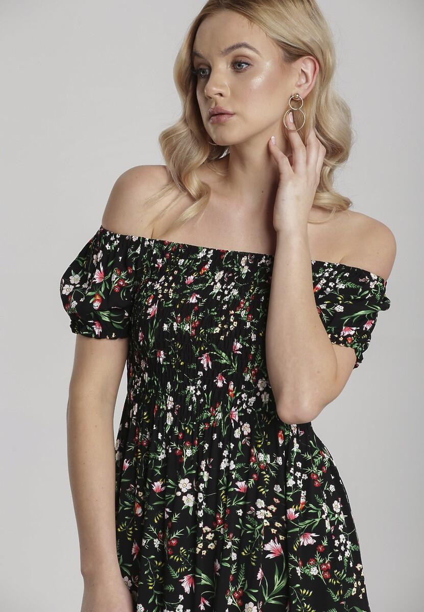 Czarna Sukienka Orasura