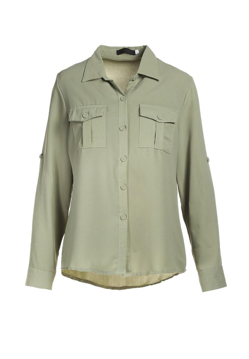 Zielona Koszula Alurith