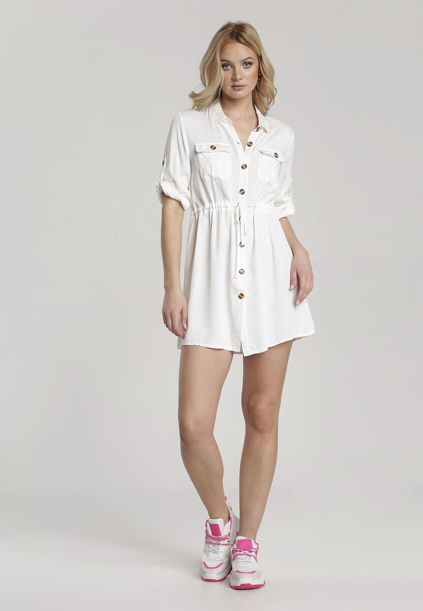 Biała Koszula Aerilin