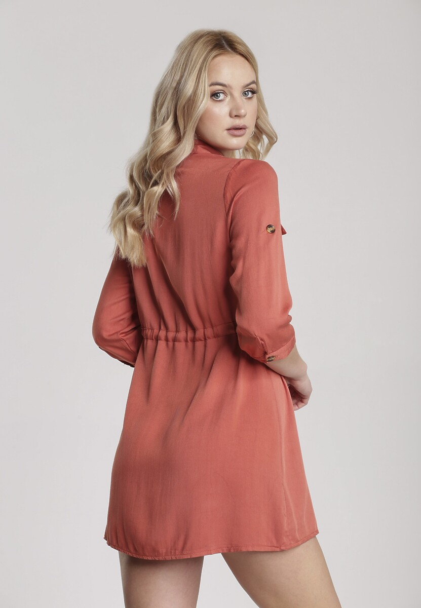 Łososiowa Koszula Aerilin