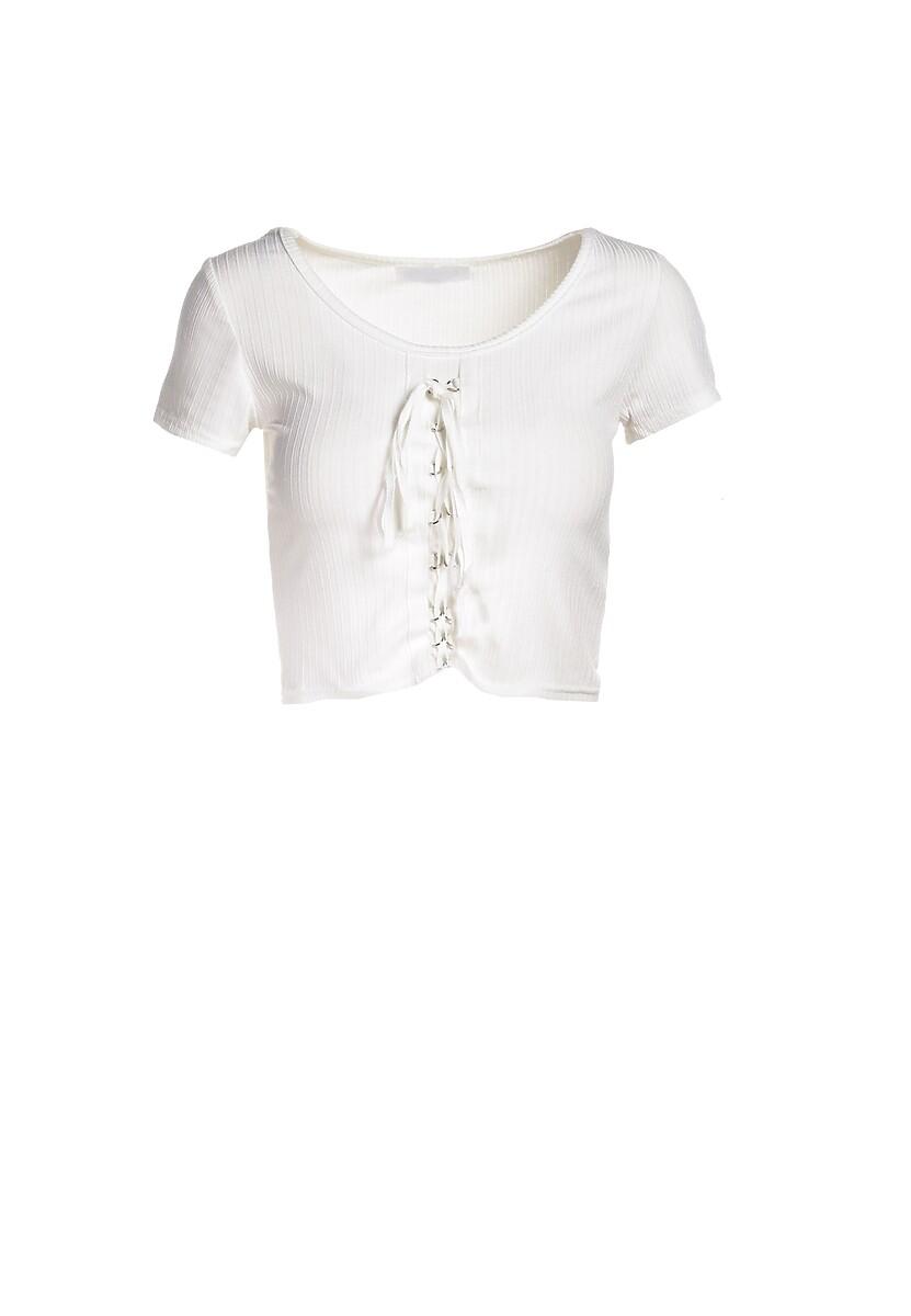 Biała Bluzka Zhanella