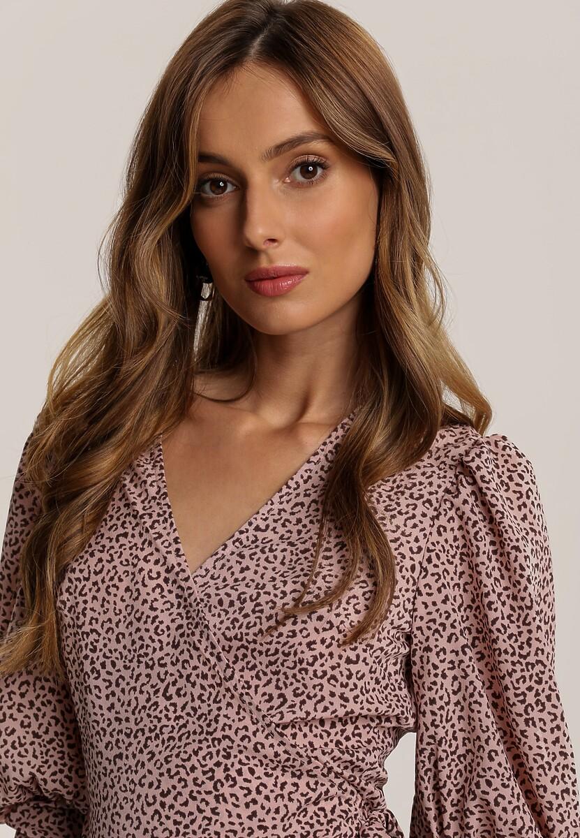 Różowa Bluzka Aquahaneh