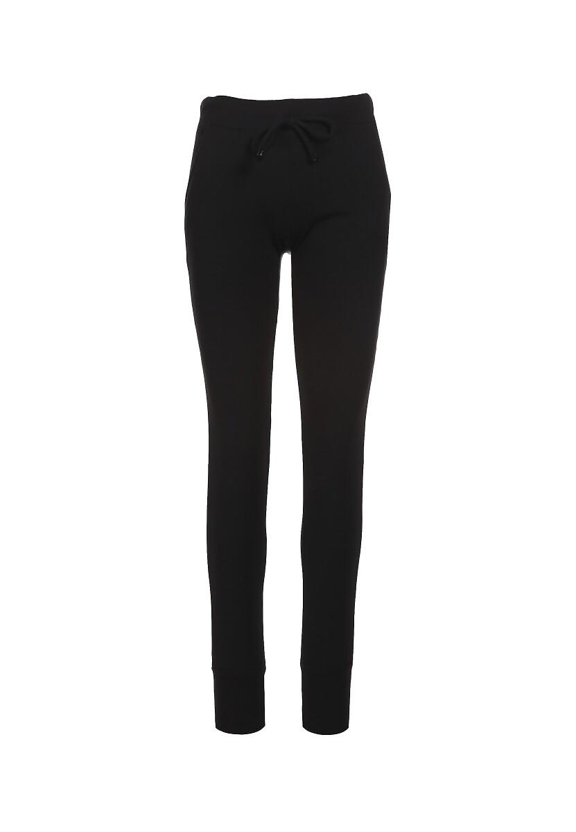 Czarne Spodnie Meriney