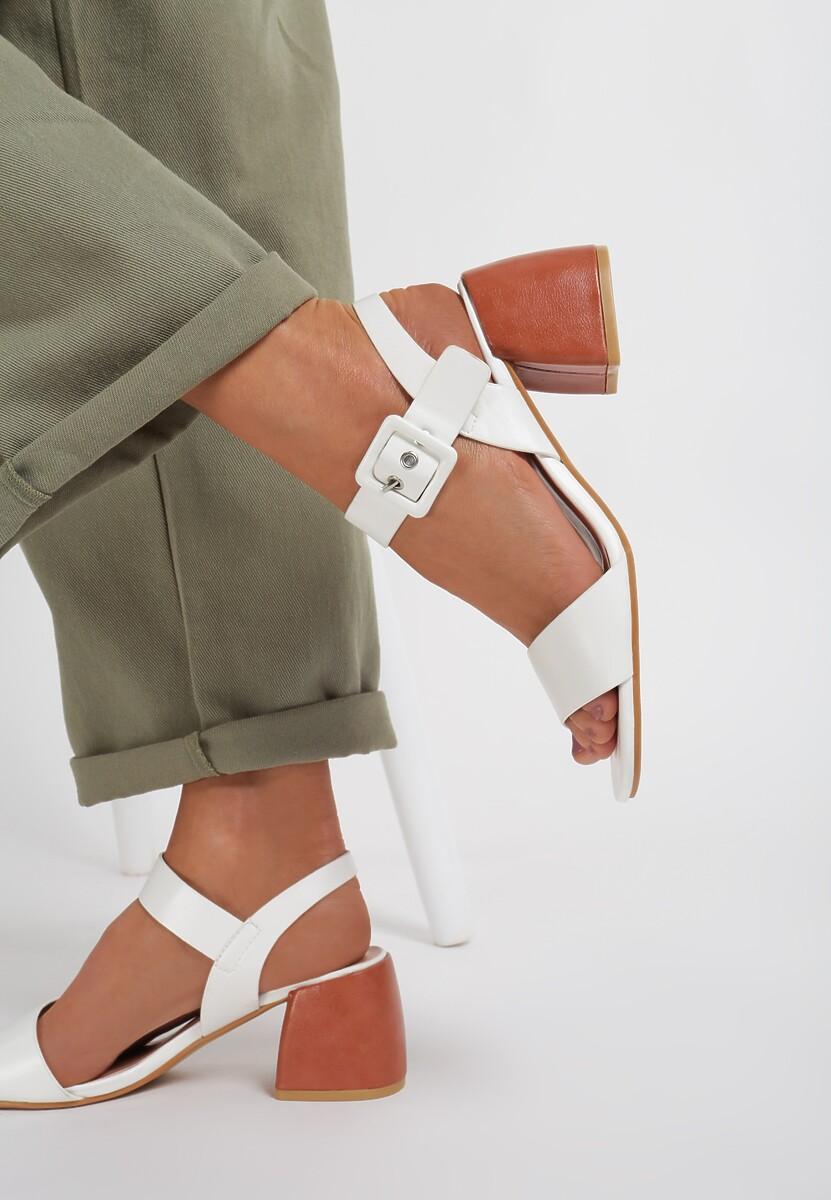 Białe Sandały Aquimara Kod produktu: 118290