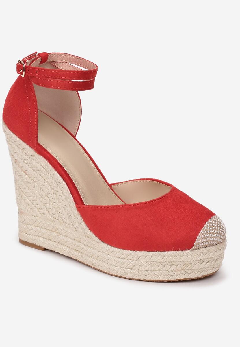 Czerwone Sandały Lilopei