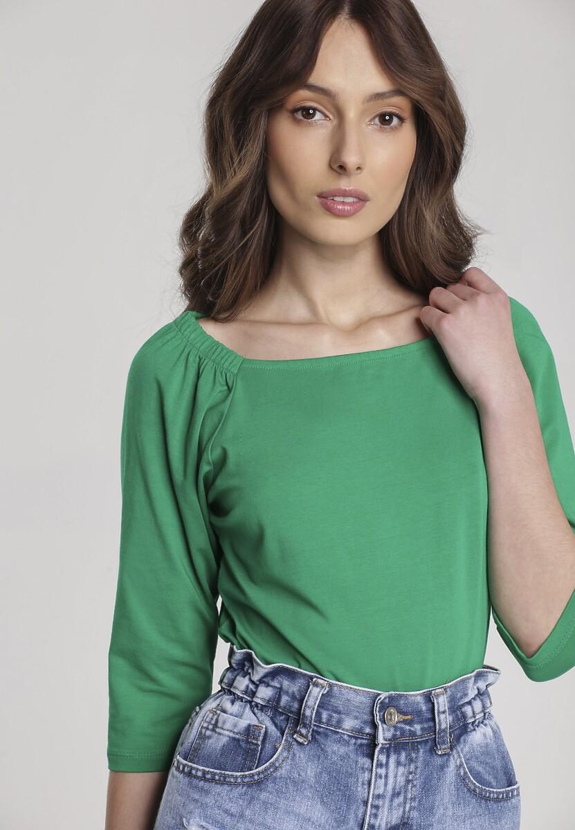 Zielona Bluzka Muriena