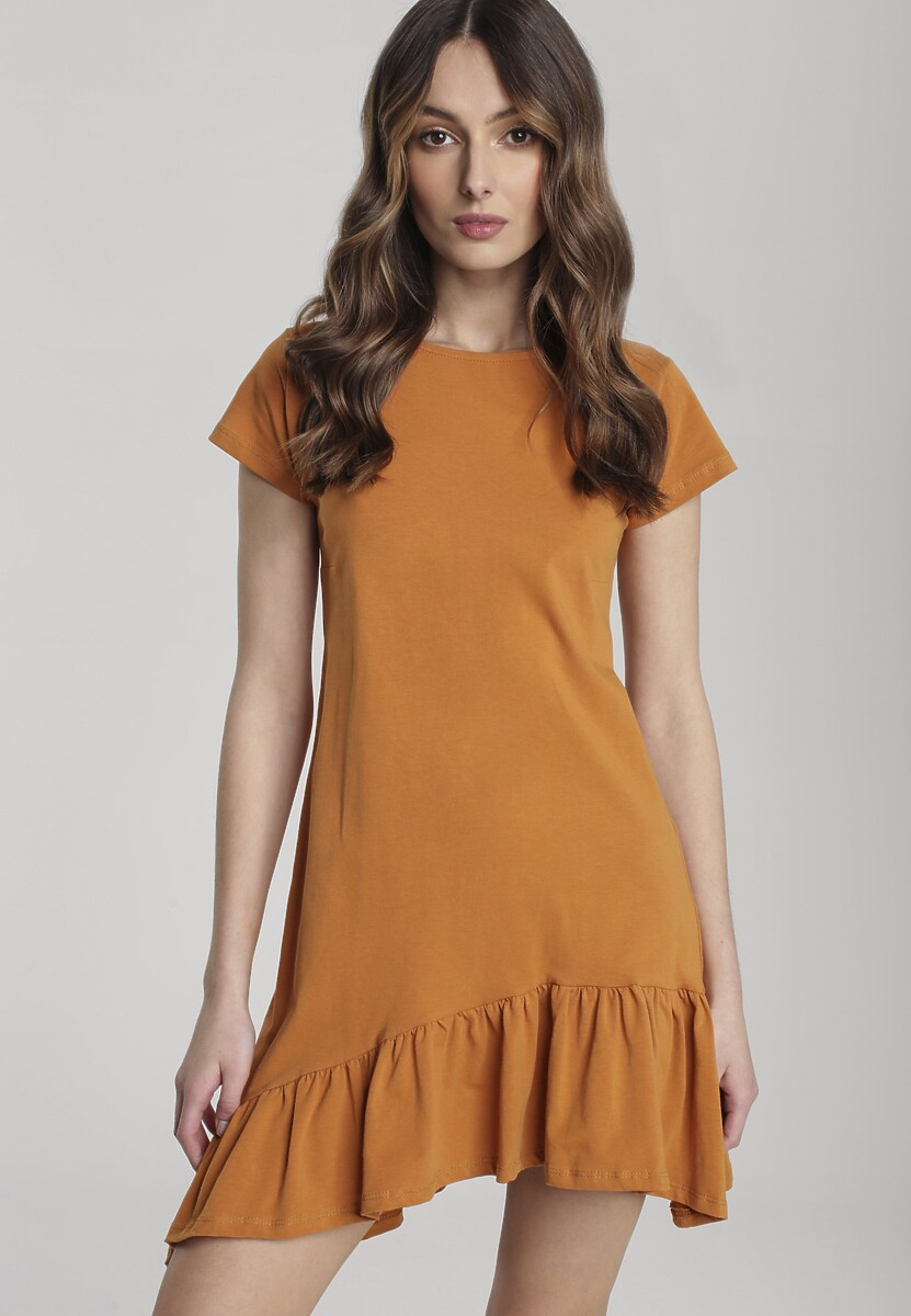 Camelowa Sukienka Metionilla Kod produktu: 118776