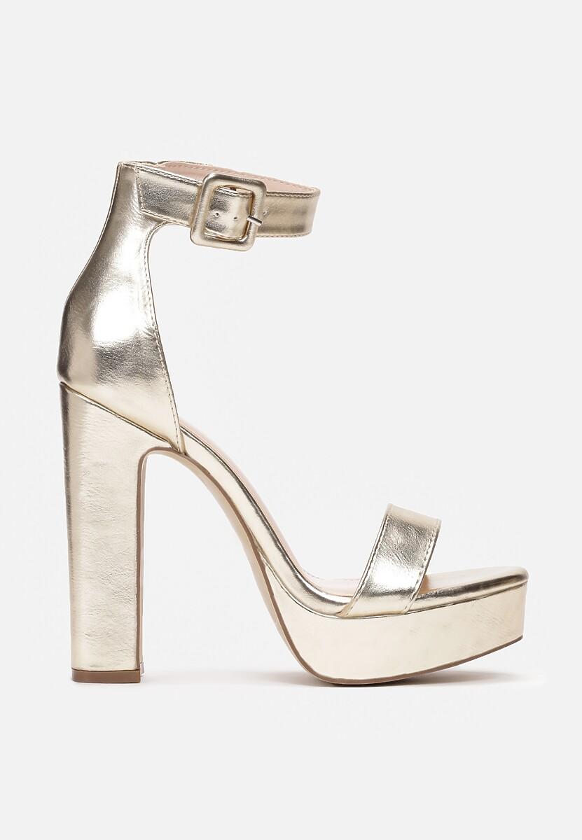 Złote Sandały Arrielyn