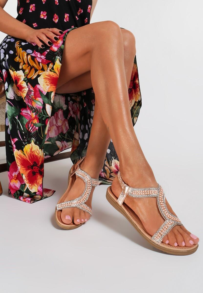 Szampańskie Sandały Amaphite Kod produktu: 118999