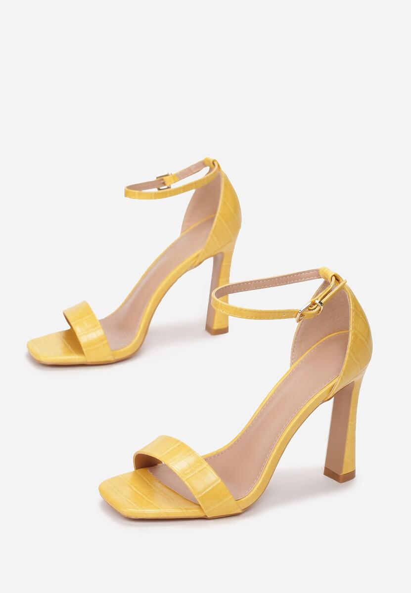 Żółte Sandały Physathusa