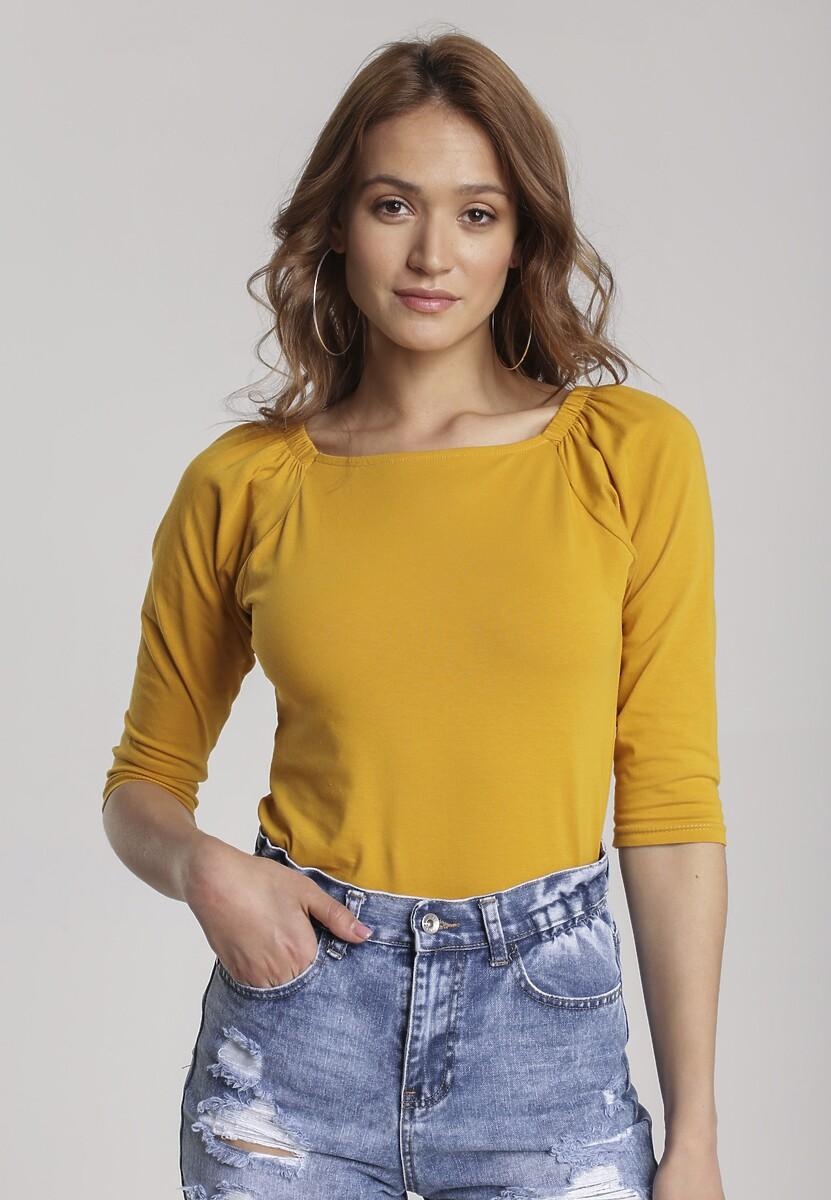Żółta Bluzka Muriena