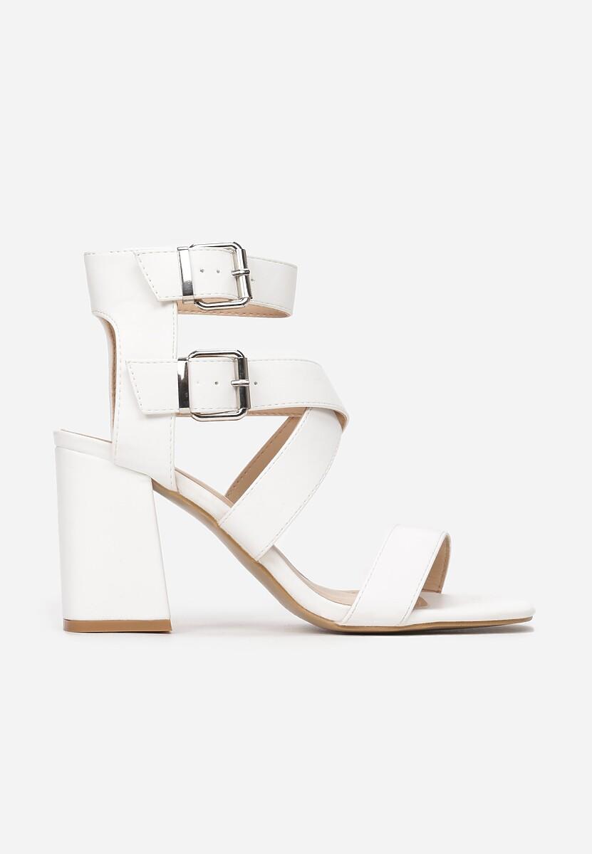 Białe Sandały Muriesea