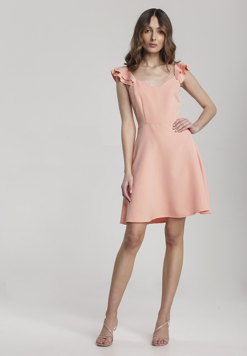 Łososiowa Sukienka Metionia
