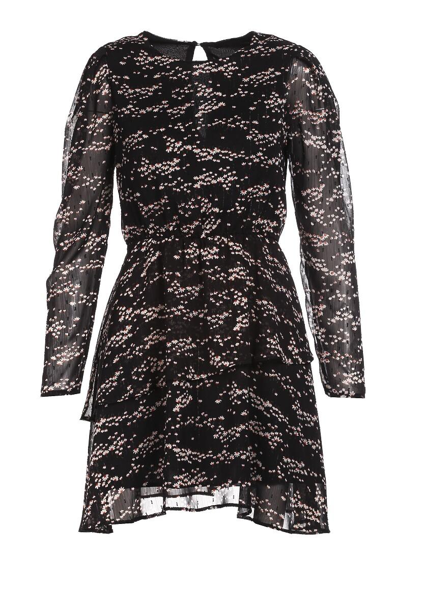 Czarna Sukienka Kleogenia