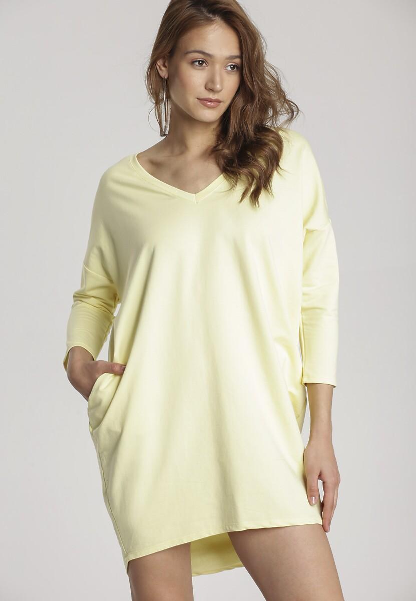 Żółta Sukienka Rhaegale
