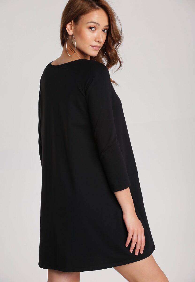 Czarna Sukienka Boliliphis