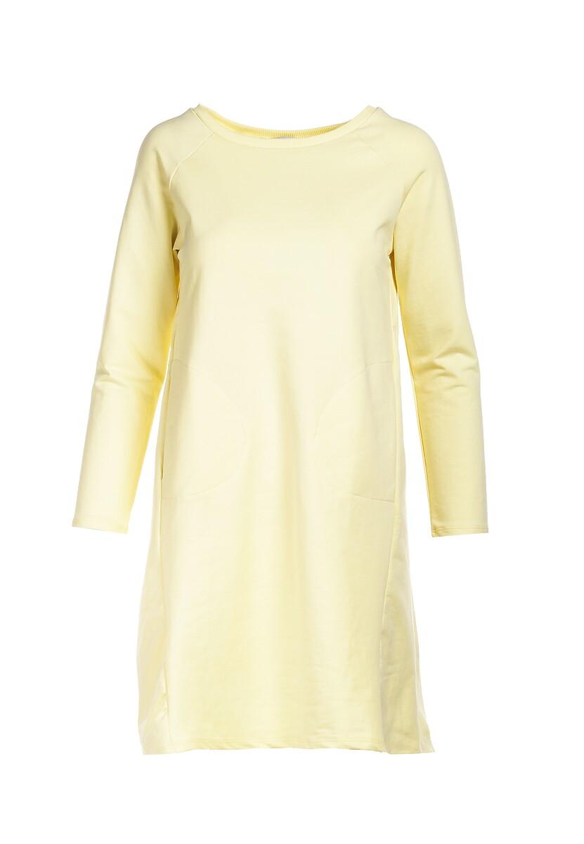 Żółta Sukienka Boliliphis