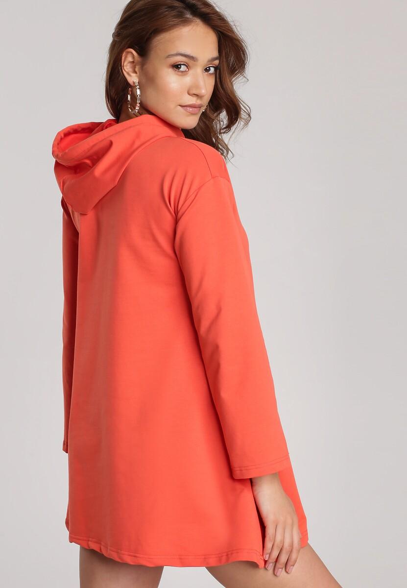 Pomarańczowa Bluza Aigagonia