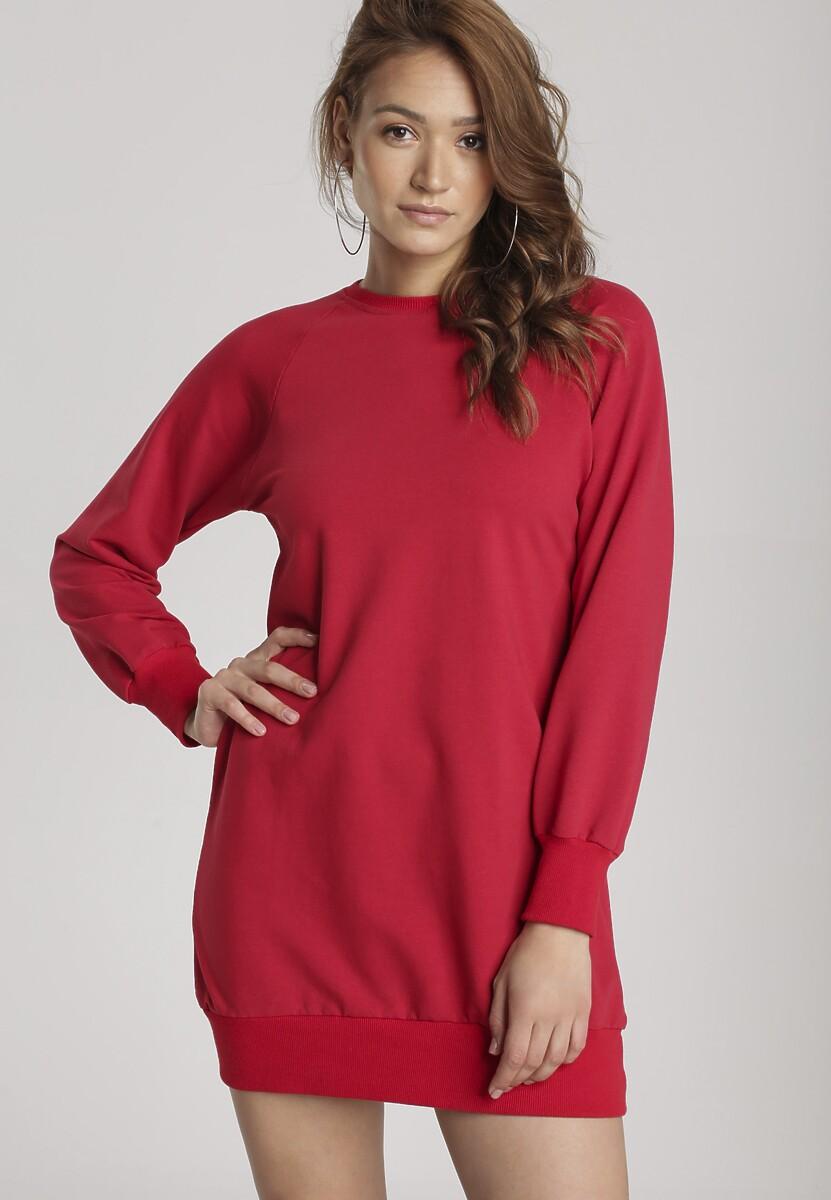 Czerwona Sukienka Jennisea