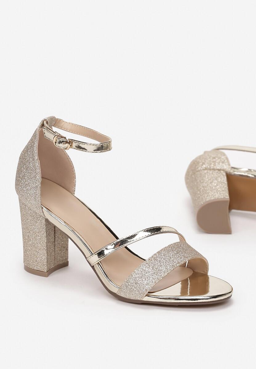 Złote Sandały Shegana