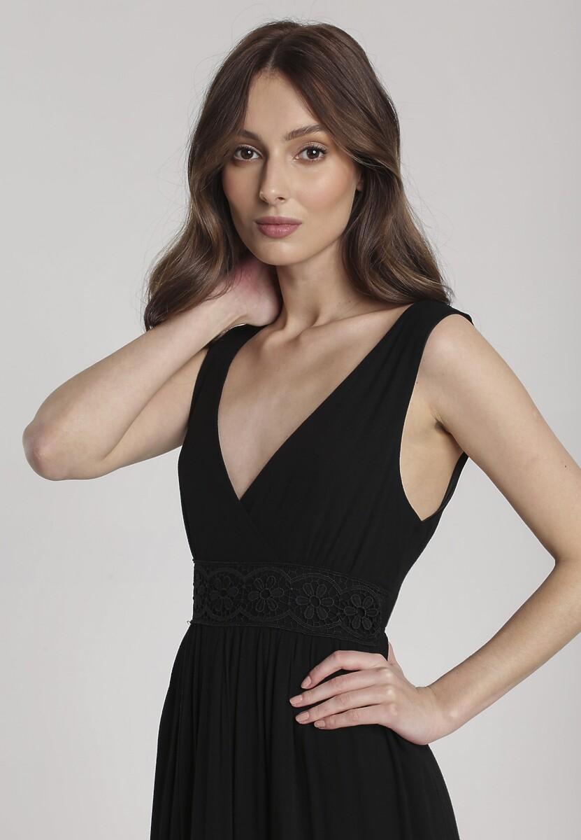 Czarna Sukienka Brira