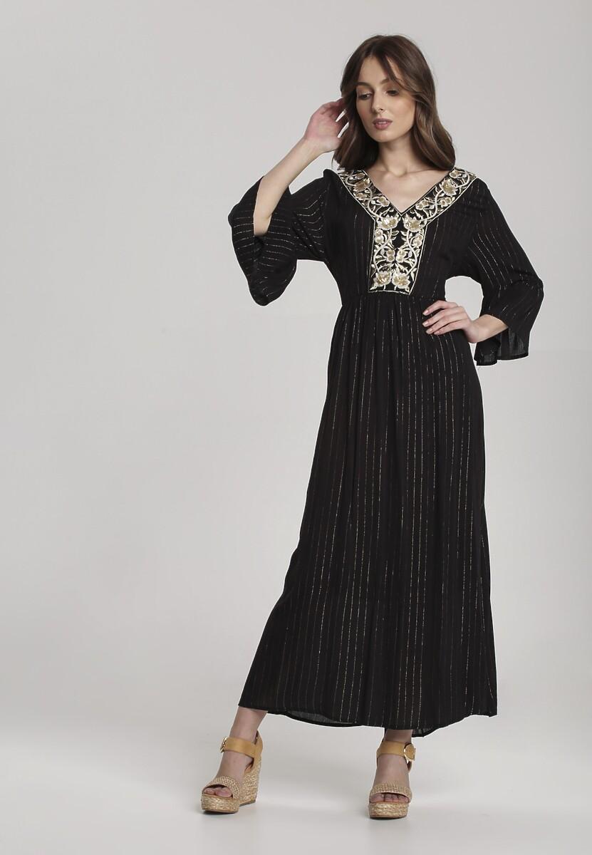 Czarna Sukienka Cordera